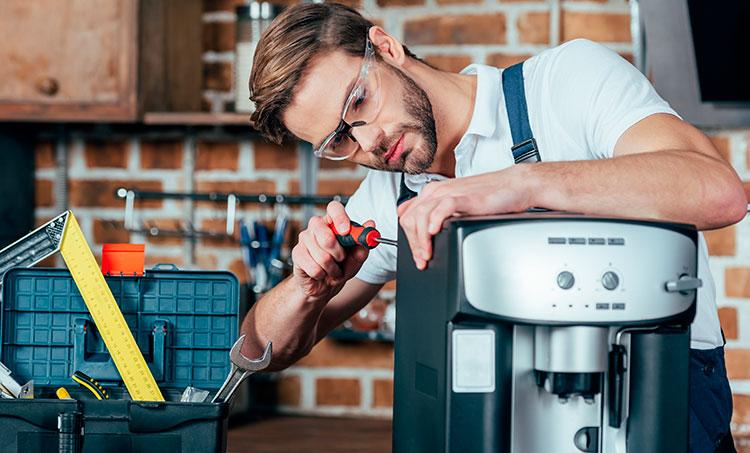 Ремонт кофемашин в Оренбурге: Мастер-Сервис